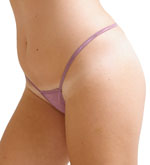 Mini Silk G-String